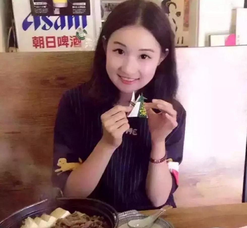 中国传媒大学女生周云露朝阳区百子湾阳光嘉园