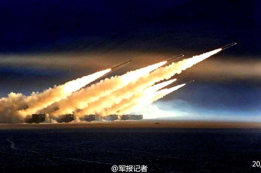 03远程火箭炮_疑问找到了phl03式远程火箭炮一个缺陷_中华