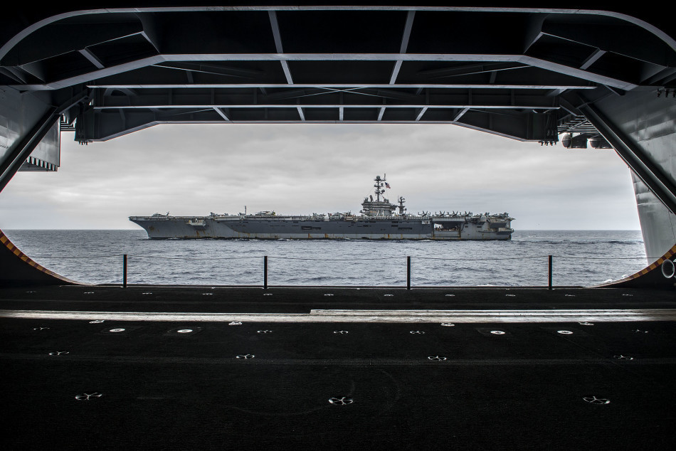 韩媒:近7成美国公民赞成增加或维持驻韩美军兵力