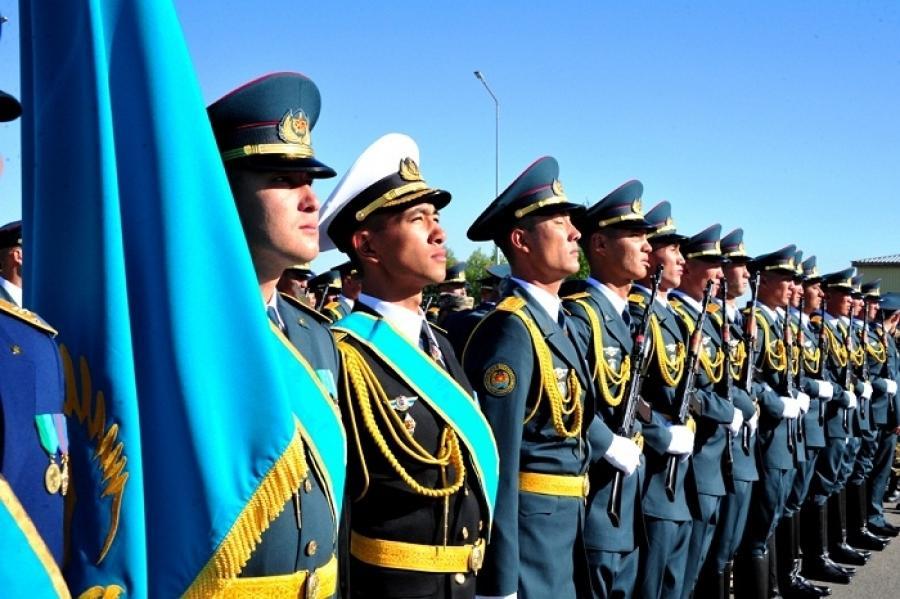 哈萨克仪仗队将来华参加阅兵