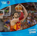 组图:FIBA发布欧锦赛球队照 大加德克成招牌