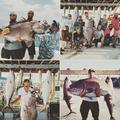 组图:希尔海湾钓大鱼 休赛期堪称球员钓鱼季