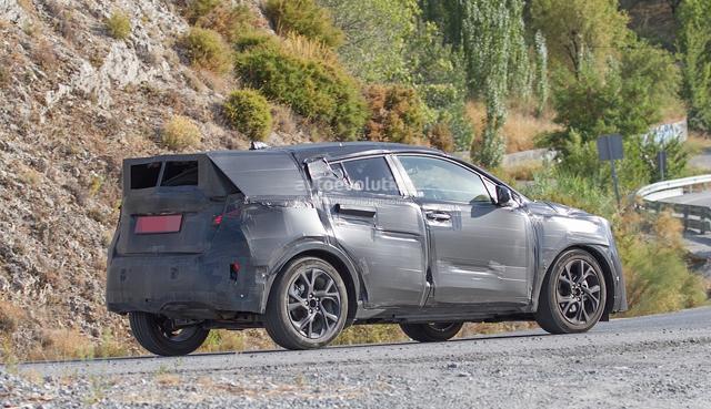 丰田全新小型SUV:动力方面,据海外媒体的报道,该车除了搭载传统高清图片