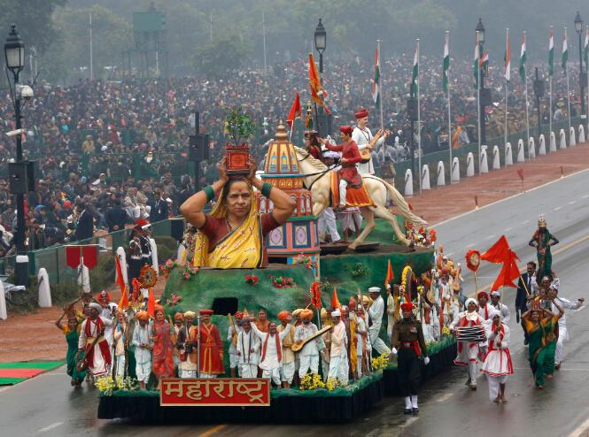 第二位:印度德里以2570万人口在2015年位居世界第二大城市.印度