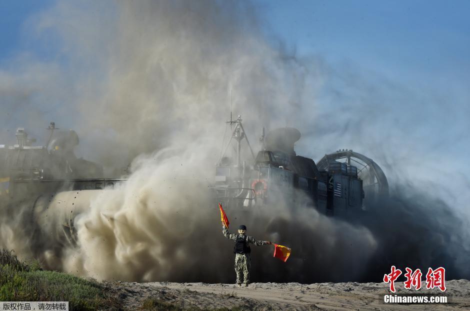 美军救援行动突袭塔利班监狱