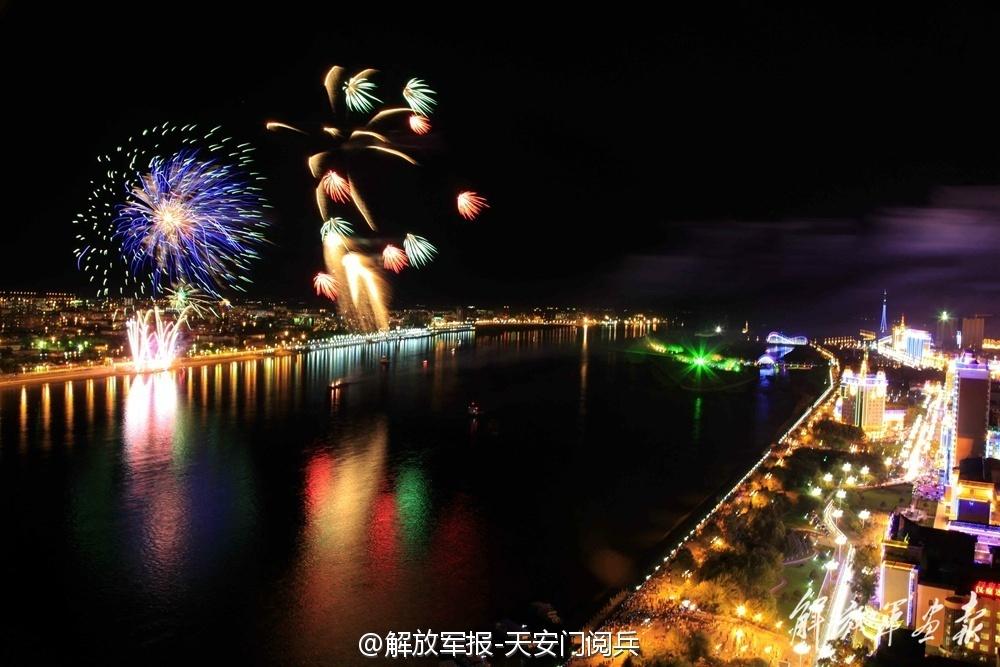 上海适合去哪里跨年