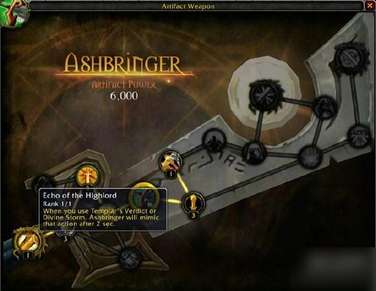 魔兽世界7.0神器系统介绍 死亡骑士拥有两条命