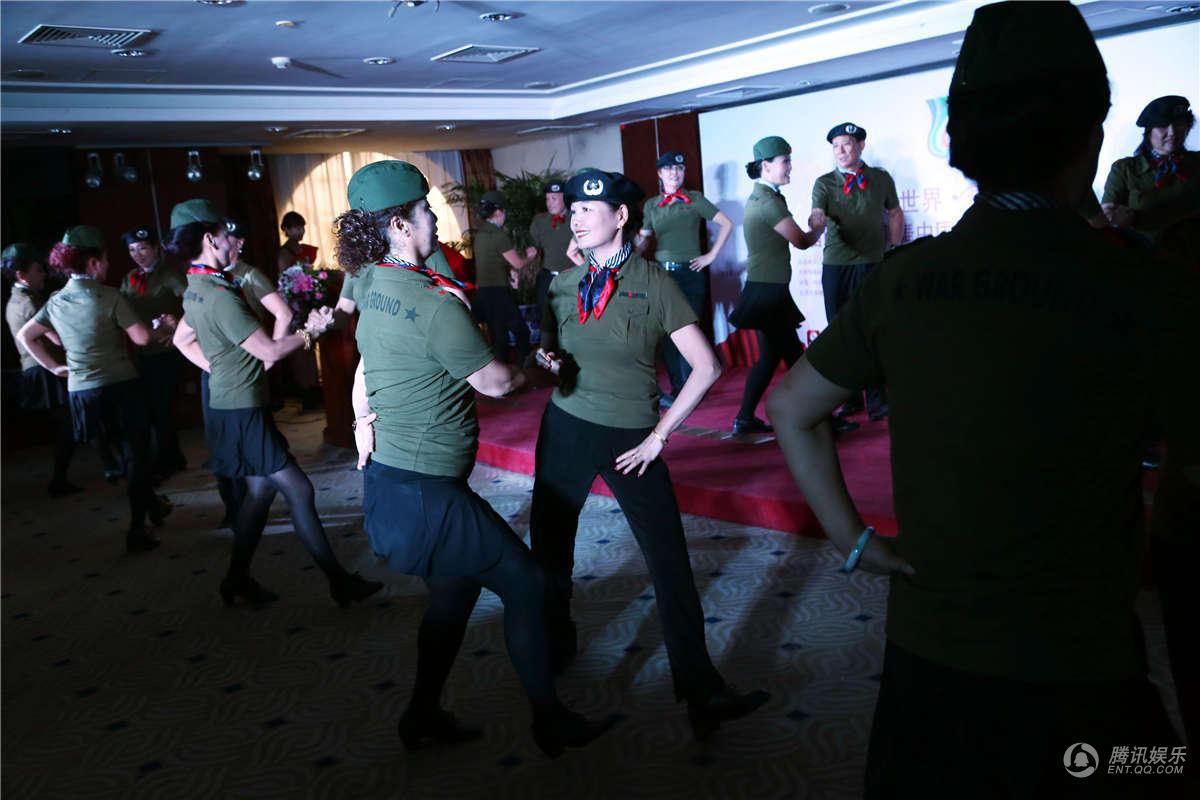 首届国际广场舞大赛启动 艺术水准有点高