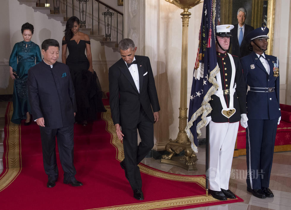 【耄耋收藏】奥巴马设国宴招待习近平夫妇(图) - 耄耋顽童 - 耄耋顽童博客 欢迎光临指导