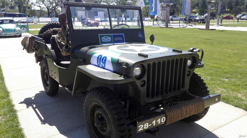 威利斯就是现今Jeep品牌的原型,他诞生在第二次世界大战,是美军及图片