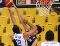 高清:5-8排位赛精彩瞬间 韩国男篮肆虐内线