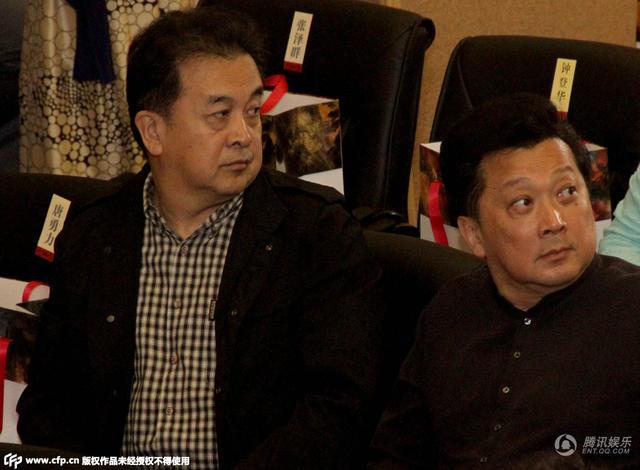 黄宏低调赴天津出席活动  全程表情严肃难见笑容
