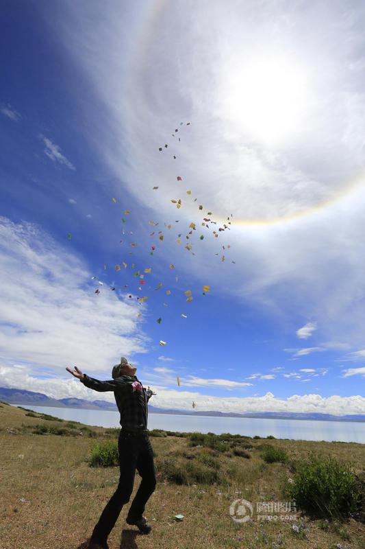 【中国人的一天】藏族摄影师的自然爱