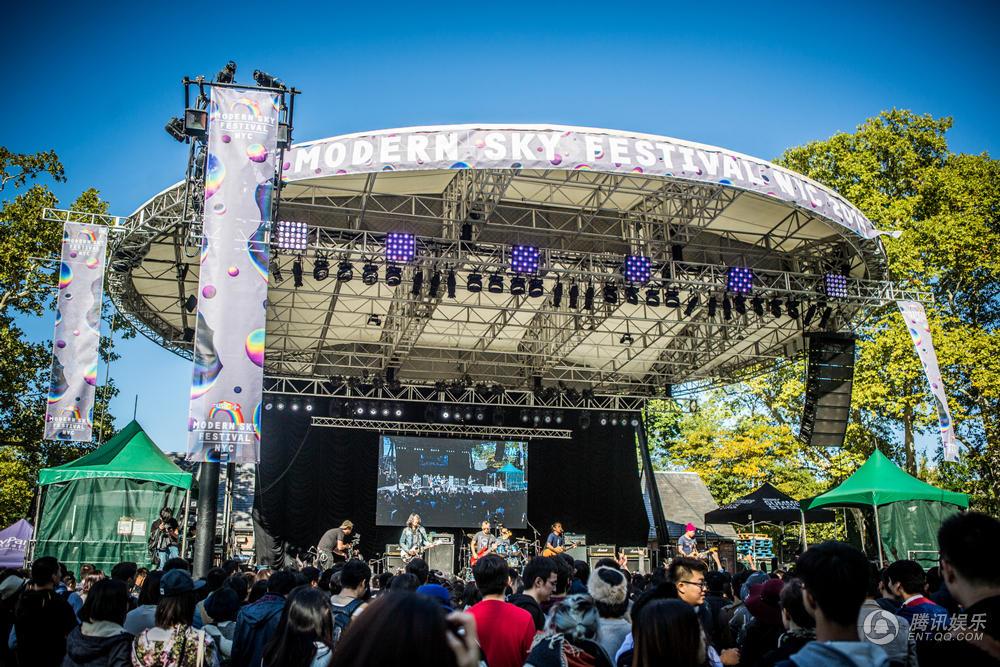 2015美国摩登天空音乐节双城狂欢完美落幕