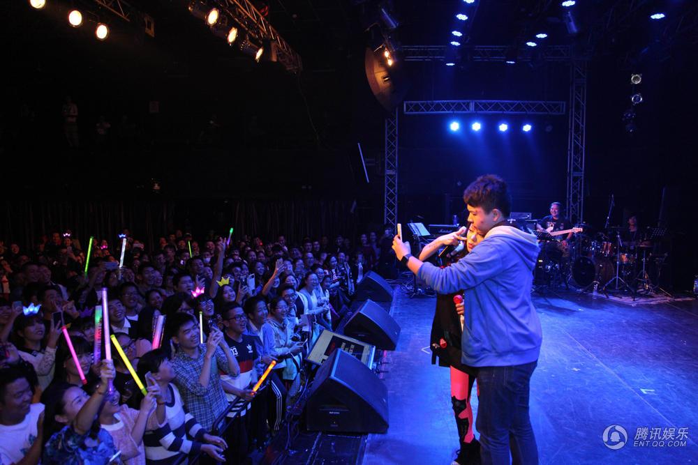 张惠春北京演唱会周末开唱 实力证明不仅仅是好声音