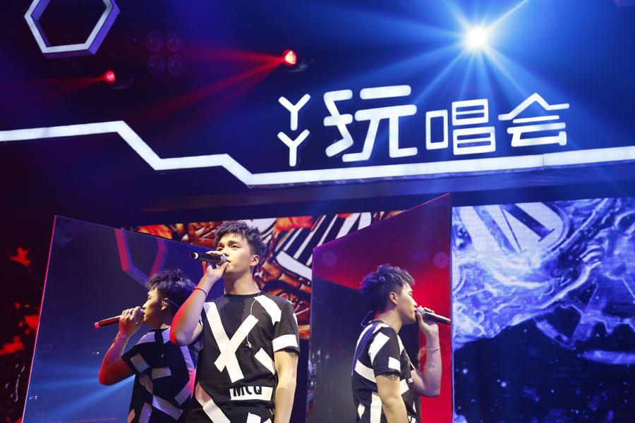 """""""不完美先生""""李祥祥携新专辑 YY玩唱会完美演唱"""
