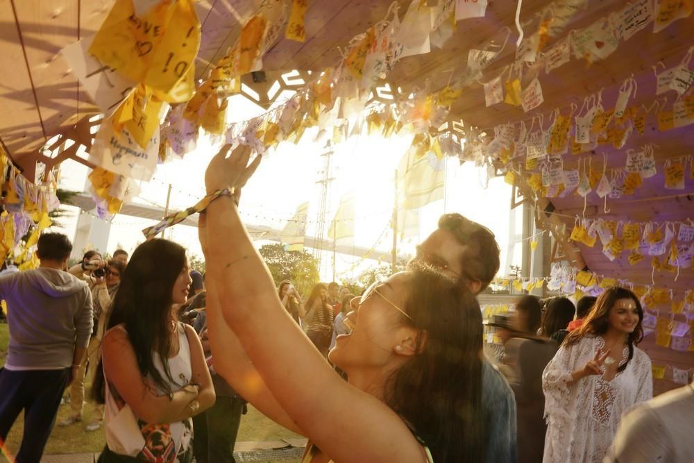 科罗娜日落声起音乐节 呈现魔都最美落日时光