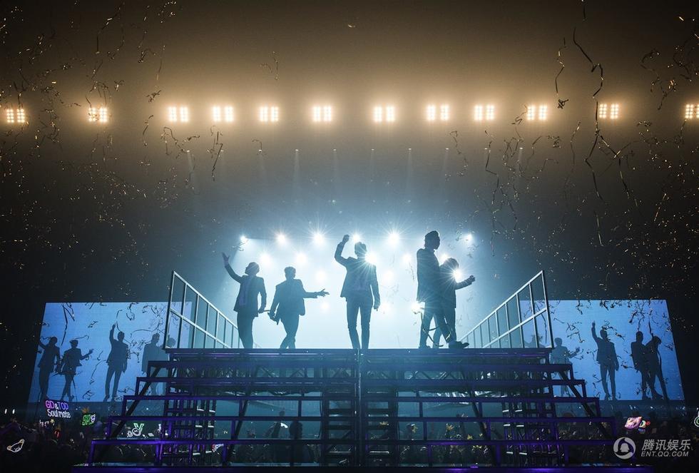 BIGBANG澳门演唱会开唱 创国外歌手最佳纪录
