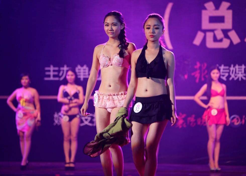 湖北襄阳举办首届胸模大赛 南京选手夺冠2015.10.27 - fpdlgswmx - fpdlgswmx的博客