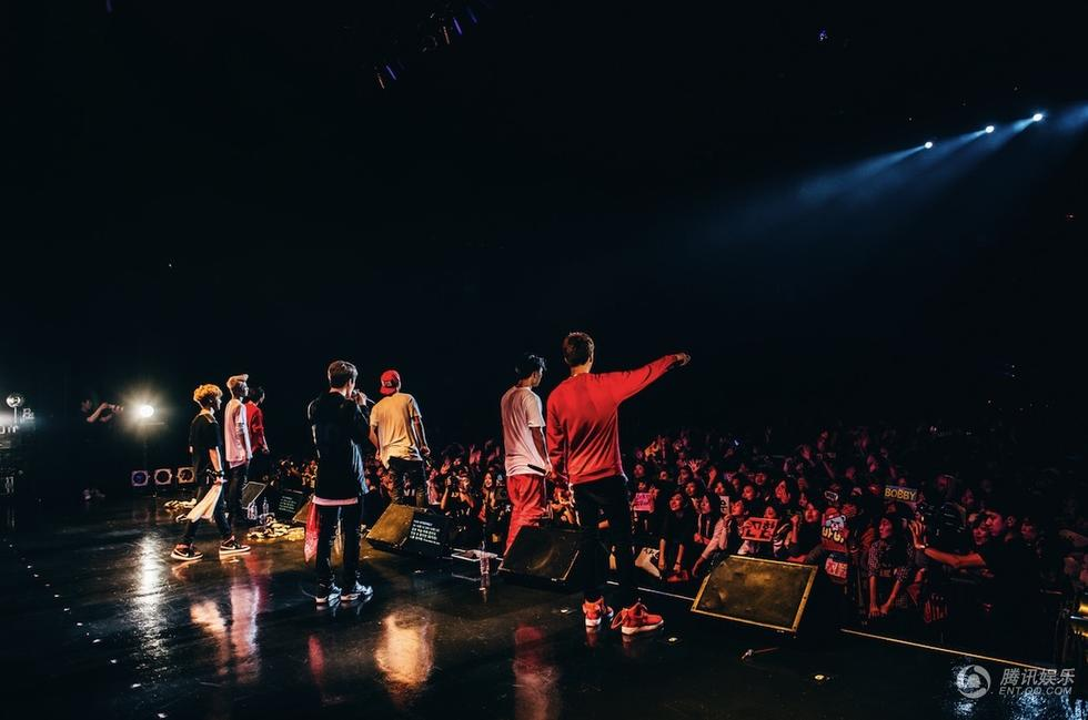 iKON日本见面会12场成功结束 共动员超2万粉丝