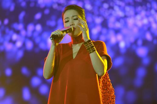 京城掀起音乐狂潮 众星唱响TOP舞台北京演唱会