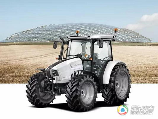 汽车公司区分开)生产.-兰博基尼竟然生产拖拉机 售约7万欧元图片