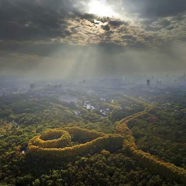 """南京现""""最美项链""""景观 与蒋介石宋美龄有关2015.11.8 - fpdlgswmx - fpdlgswmx的博客"""