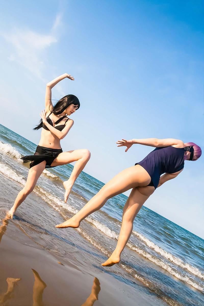 新作《死或生:沙滩排球3》将采用柔软引擎2.0尽显肌肤真实、支