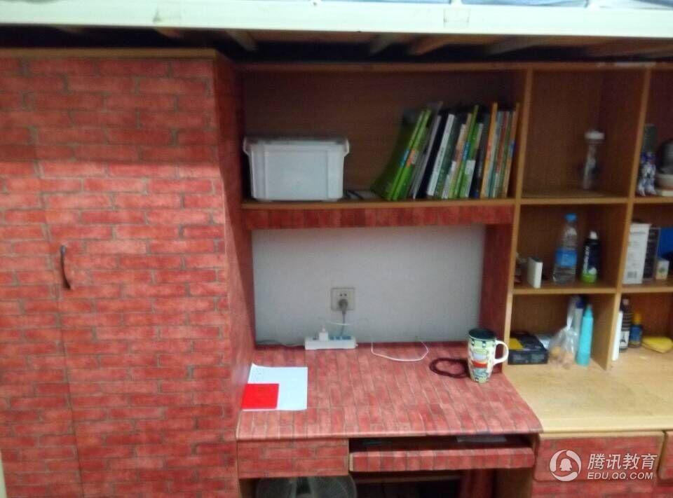 图为改装后的宿舍.图片