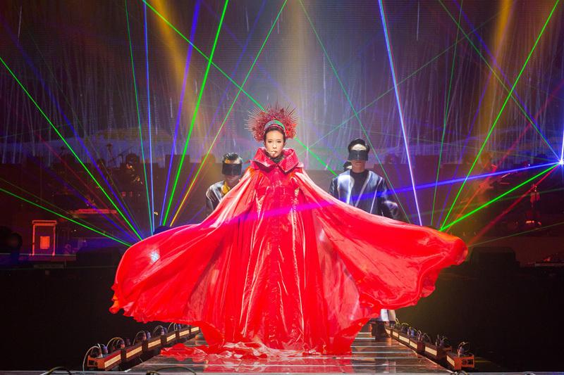 华人天后莫文蔚广州演唱会 国际级演出精彩可期
