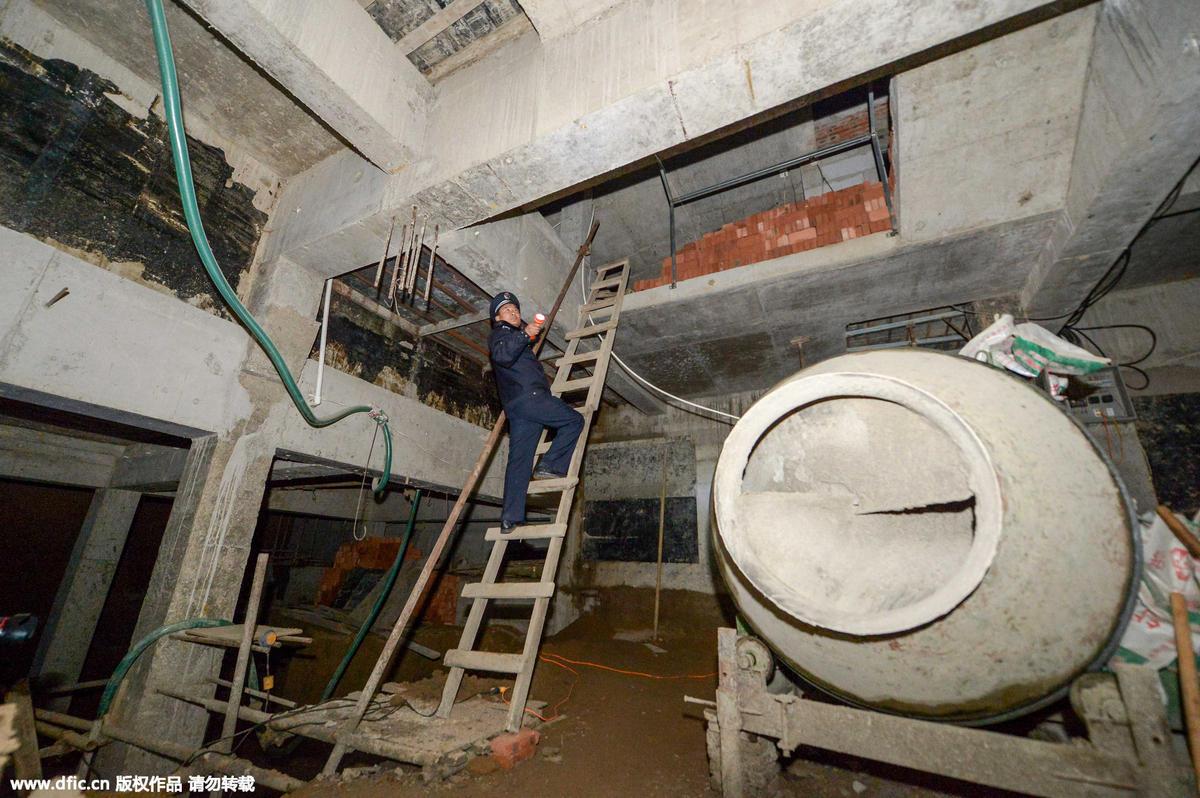 北京查获最牛胡同违建地下室 深10米2015.11.20 - fpdlgswmx - fpdlgswmx的博客