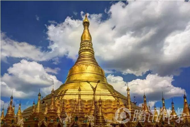 图解亚洲十二个最著名的佛塔 - 我本善良 - 我本善良