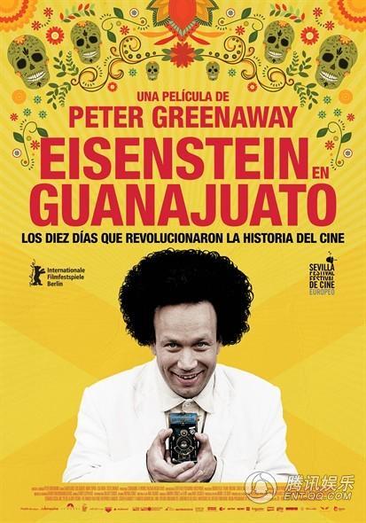 ...著名导演爱森斯坦在墨西哥拍摄《墨西哥万岁》的一段时间在...