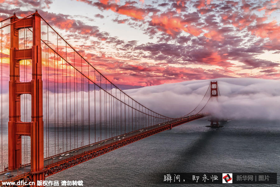 【艺术摄影】没有霾的雾景原来可以这么美 - 耄耋顽童 - 耄耋顽童博客 欢迎光临指导