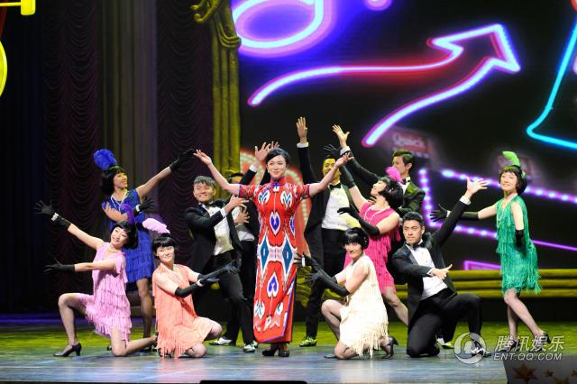 《金星脱口秀》北京首演完美落幕 现场座无虚席