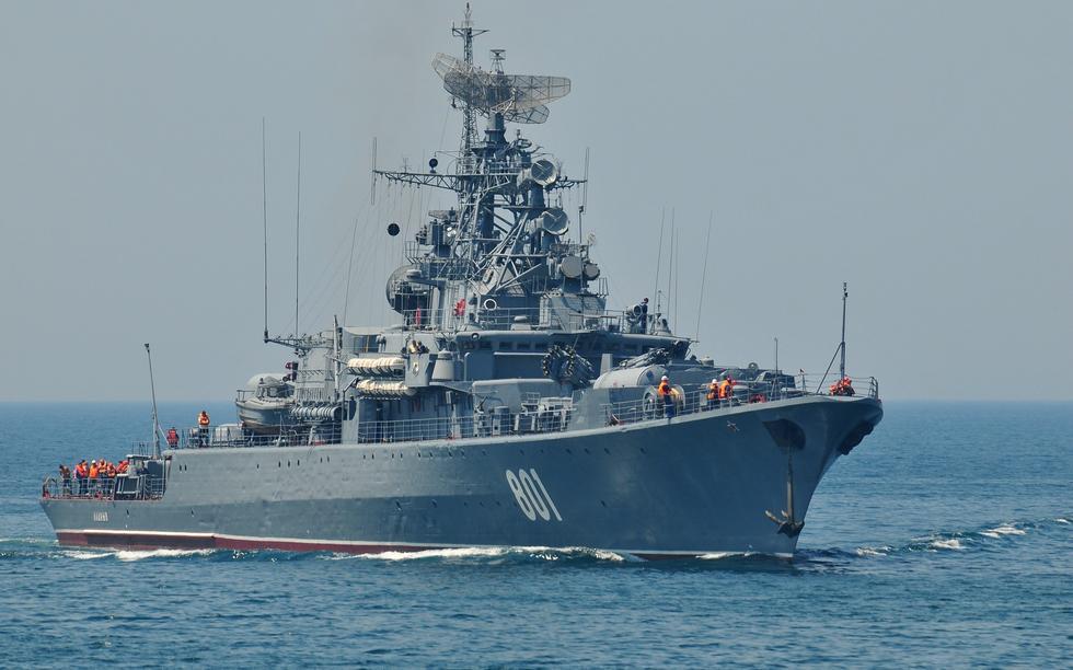 克里瓦克 级导弹护卫舰