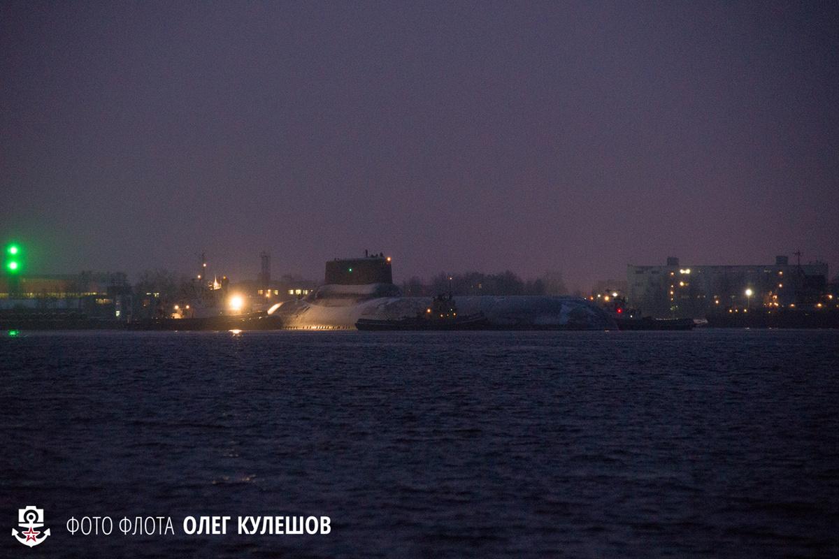 海军阅舰式国家