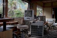 """日本核辐射下的""""死城"""""""