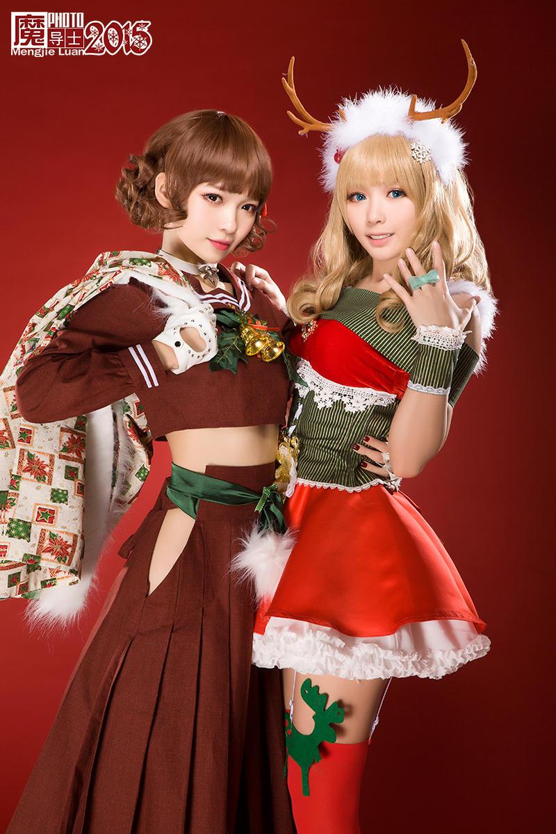 魔导士节日特辑 这样的圣诞礼物喜欢吗