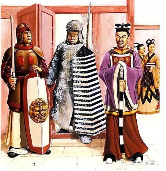 中国古代战争中的攻城神器