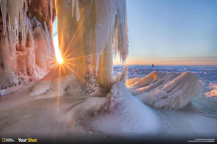 国家地理杂志2015年度最受欢迎照片 - 海阔山遥 - .