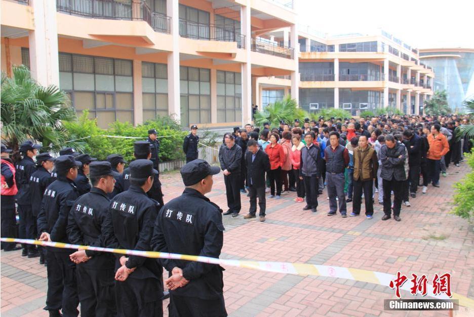 广西300名传销人员被一锅端 嫌犯被绳子捆成串2015.12.26 - fpdlgswmx - fpdlgswmx的博客