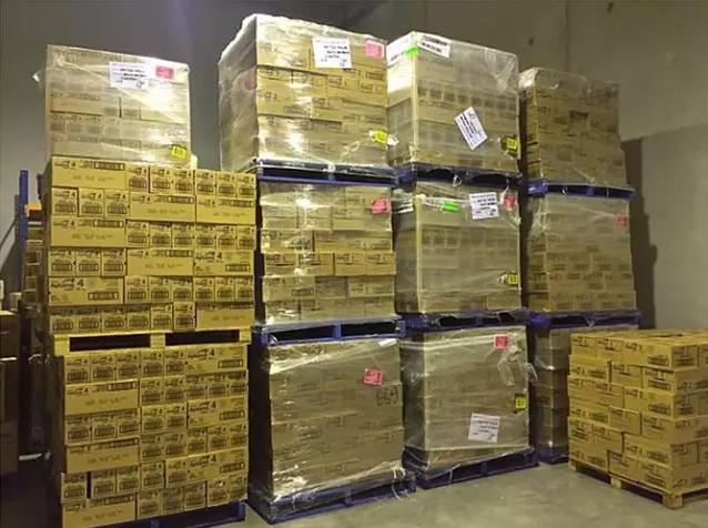 澳洲60吨运往中国奶粉被全部没收