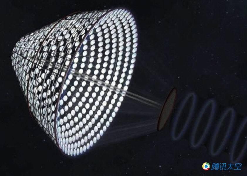 大型相控阵太阳能发电站卫星(SPS-ALPHA):SPS-ALPHA是一个轨