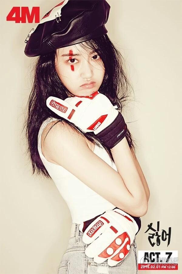 高清:韩国女子组合4minute拍写真秀性感魅力_娱乐_腾讯网2013好看電影推薦