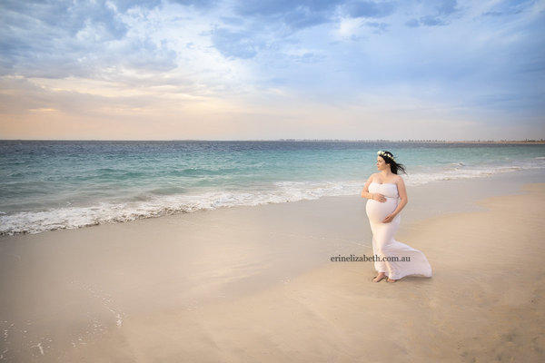 真正的女神!五胞胎妈妈孕照仙气十足 - 海阔山遥 - .