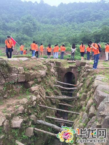 重庆地下挖出整栋南宋衙署 内有巨大金库 - zhangqingrui65 - 百纳袈裟