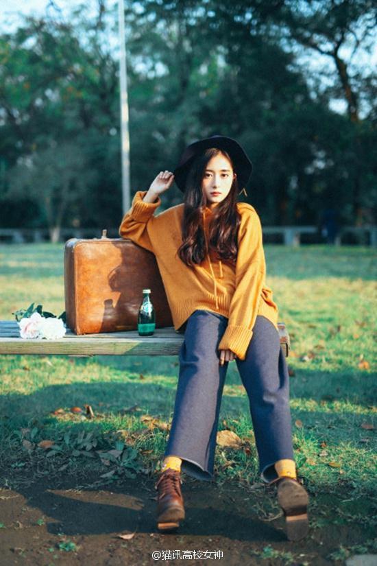 王丹妮,1994年7月26日,狮子座,就读于浙江工业大学视觉传达专图片