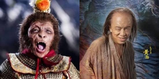 悟空 出自:《西游降魔篇》 上榜理由:贴近原著、真实另类-哪个猴