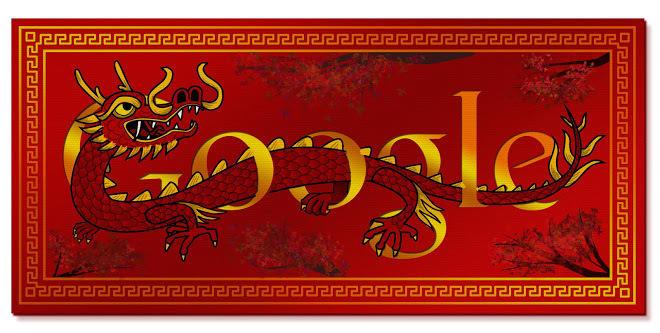 2012年是中国的龙年。